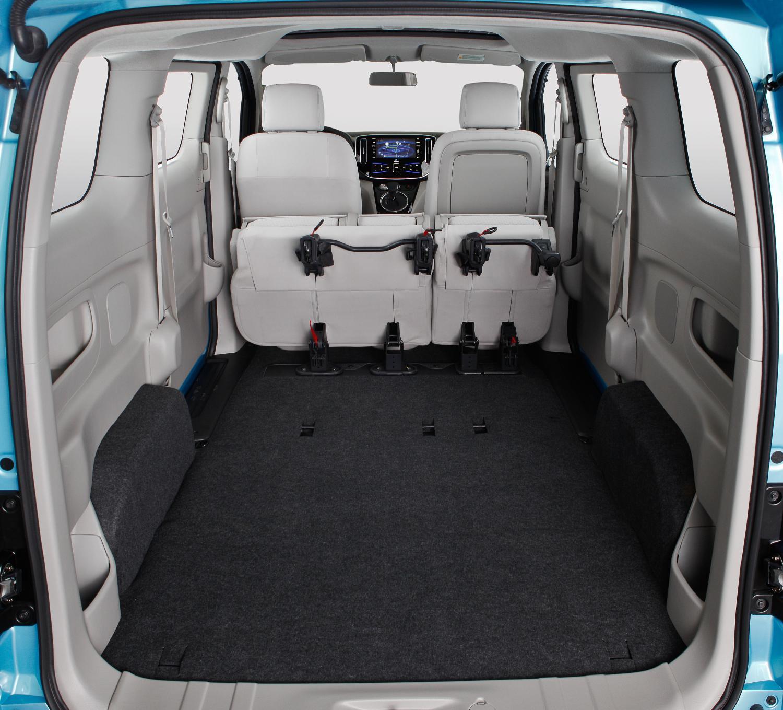 Nissan e-NV200 Concept 8