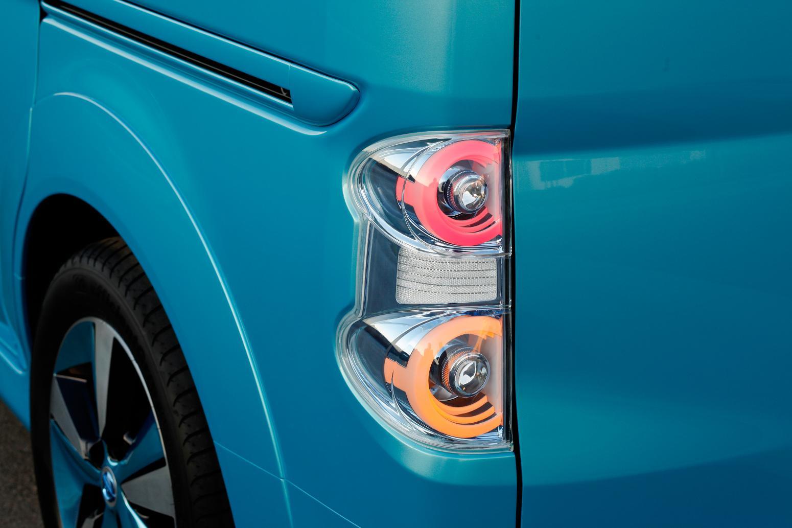 Nissan e-NV200 Concept 9
