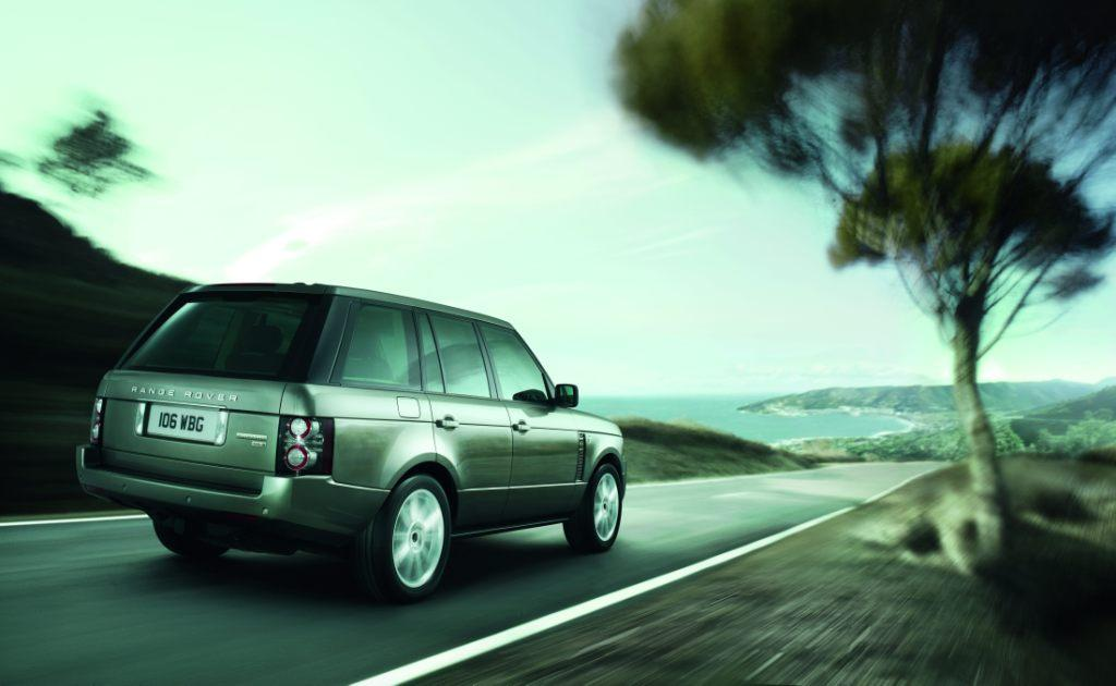 Range Rover Supercharged Autobiography 2
