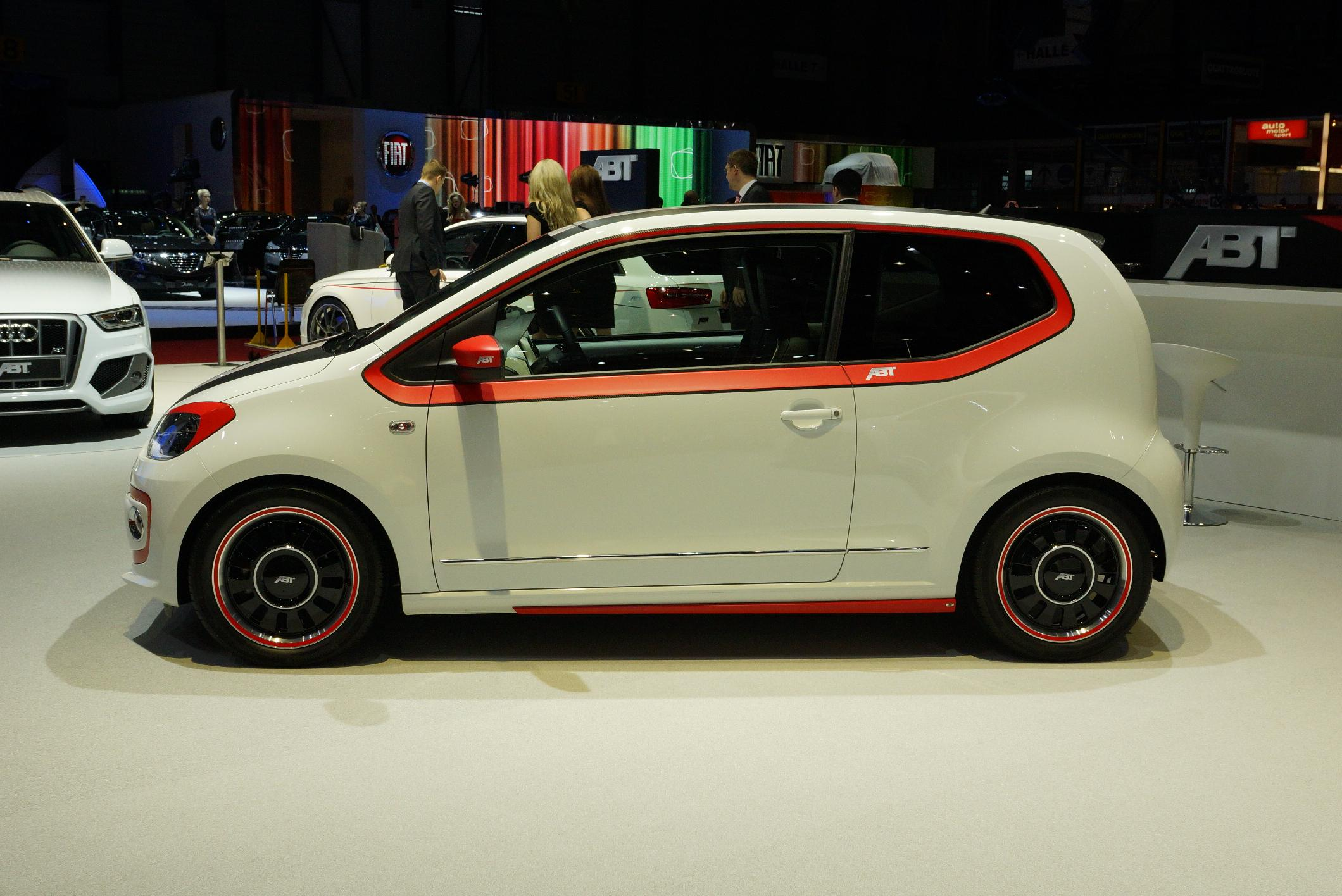 ABT VW Up Geneva 2012 Side