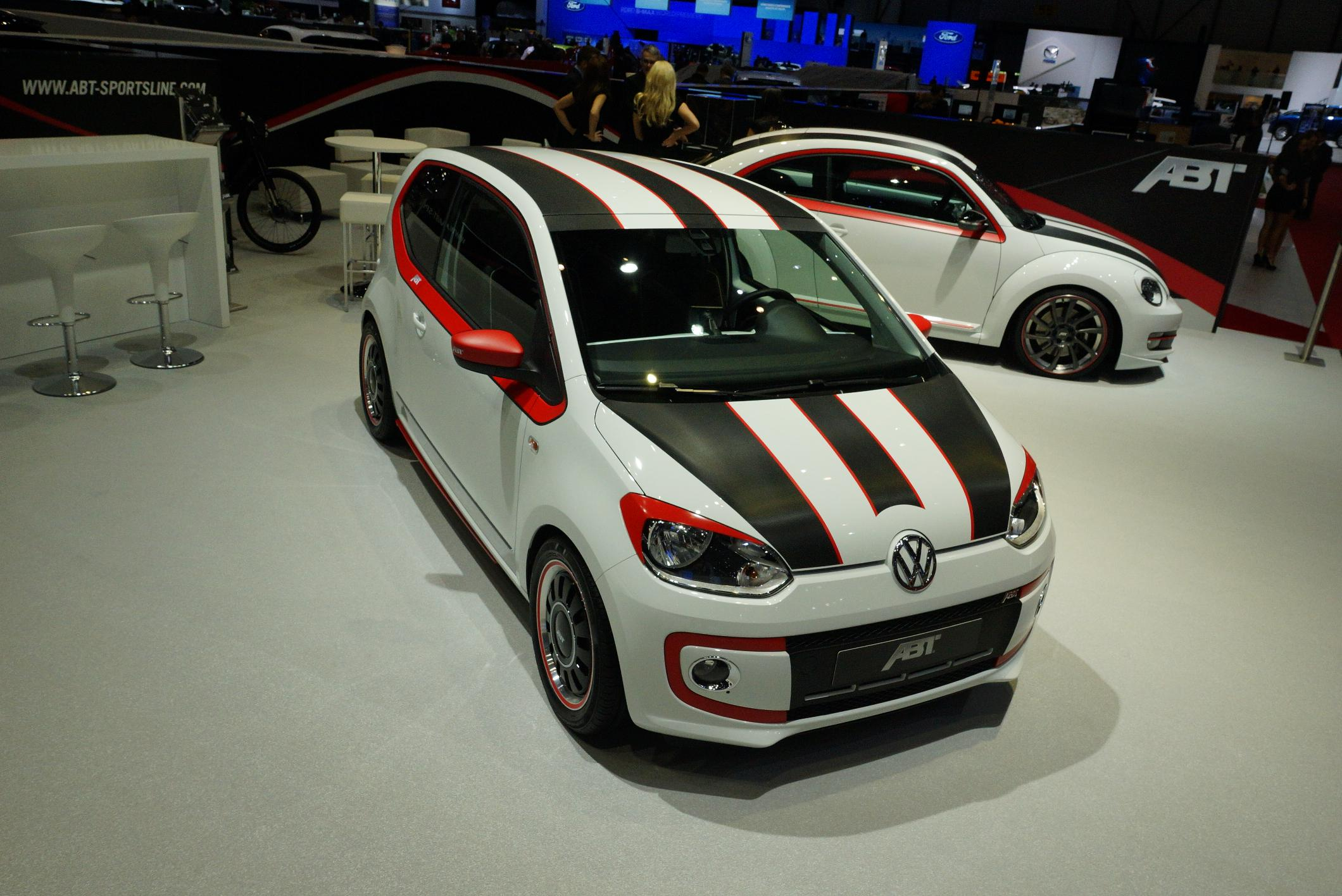 ABT VW Up Geneva 2012 Top