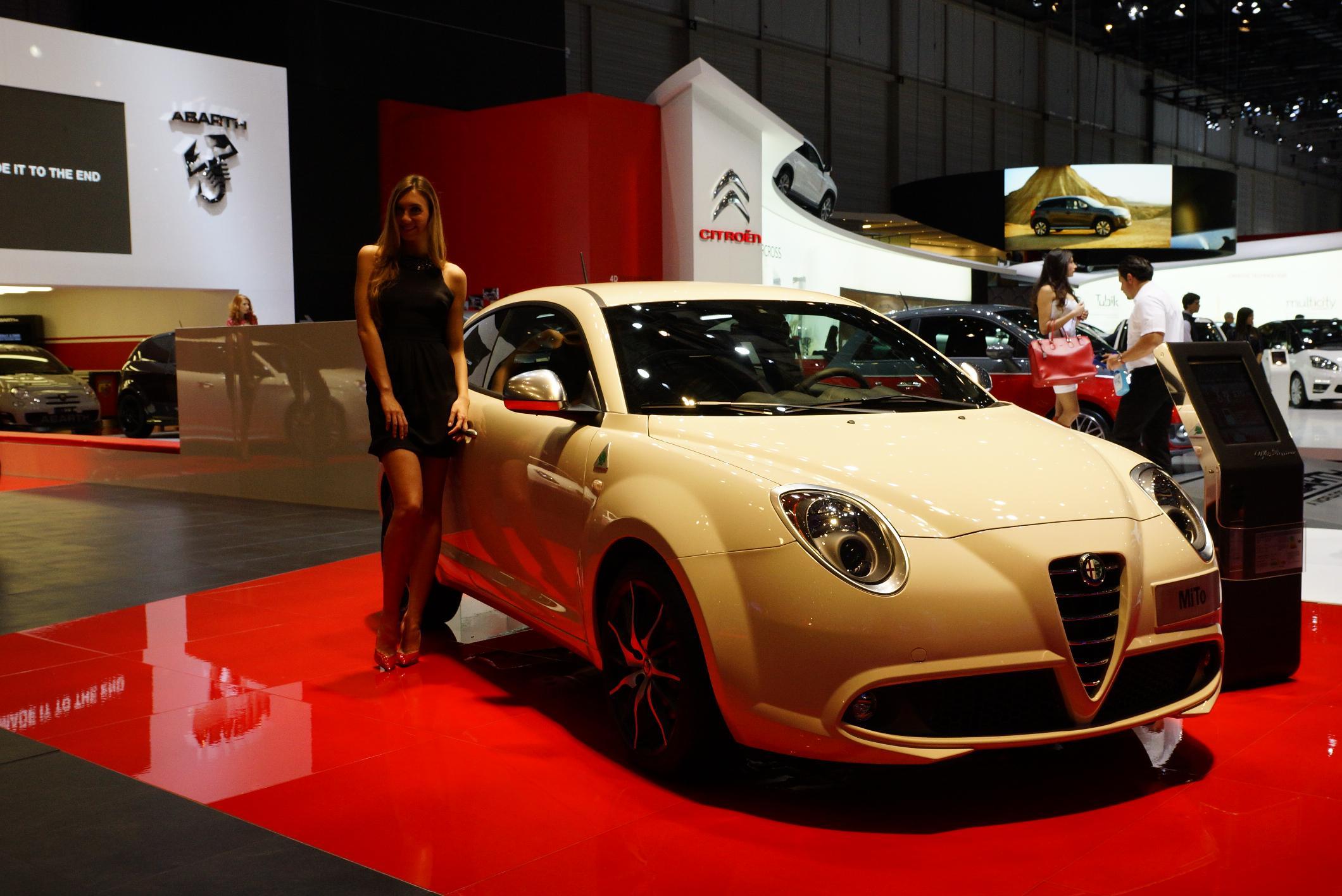 Alfa Romeo Mito Geneva 2012