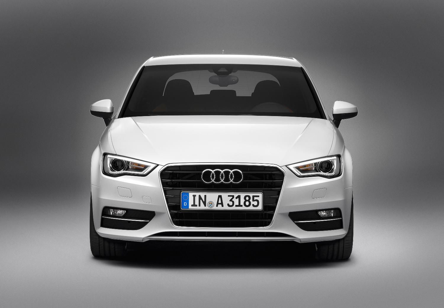 Audi A3 Front Grille