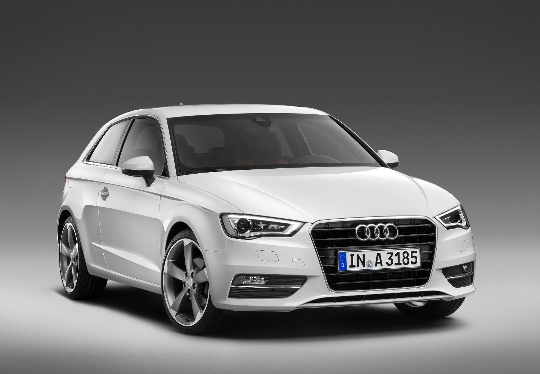 Audi A3 Front