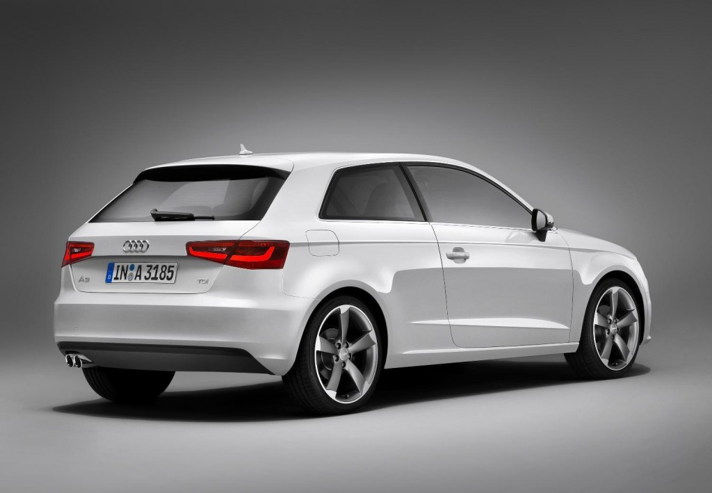 Newmotoring Audi A3 Rear Newmotoring