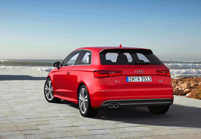 Audi A3 Rear 3