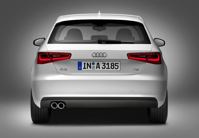 Audi A3 Rear Lights