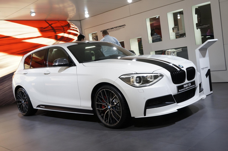 BMW 125i Geneva 2012