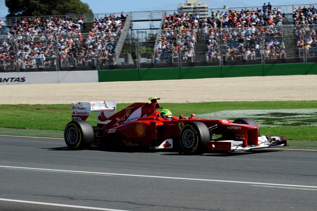 Ferrari F2012 8