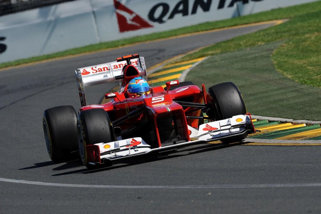 Ferrari F2012 9