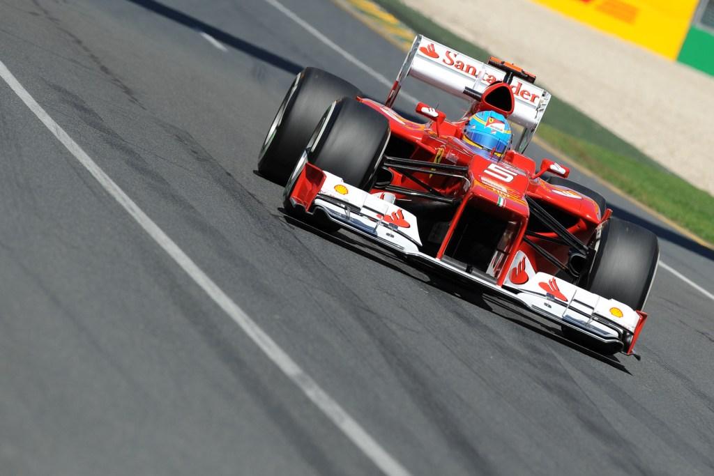 Ferrari F2012 10