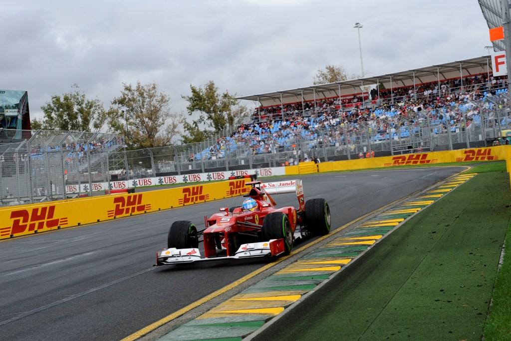 Ferrari F2012 2