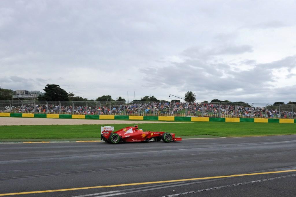 Ferrari F2012 4