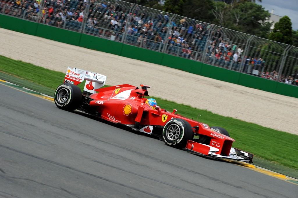Ferrari F2012 5