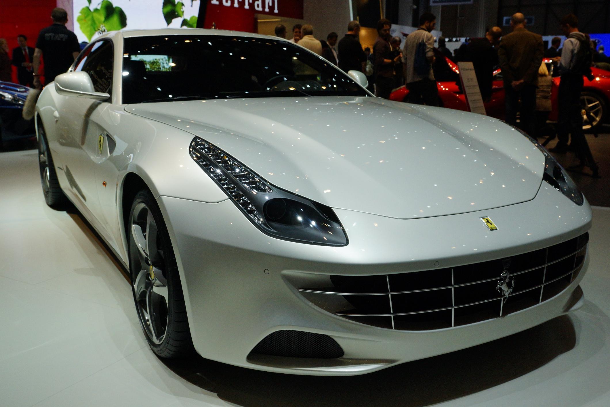 Ferrari FF Geneva 2012