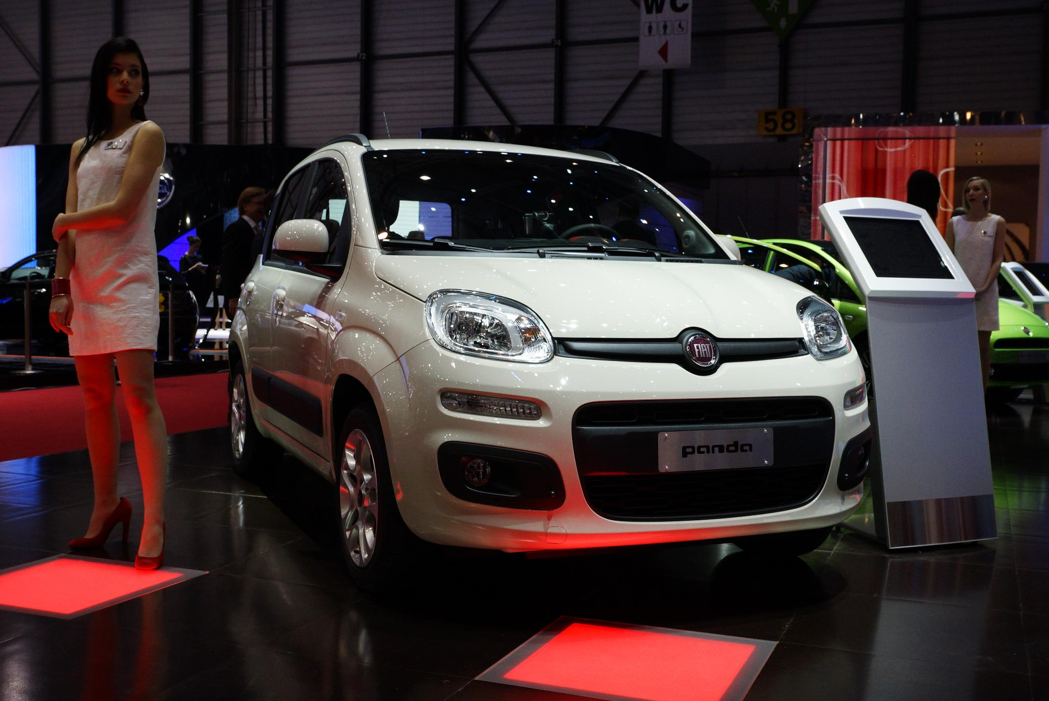 Fiat Panda Geneva 2012