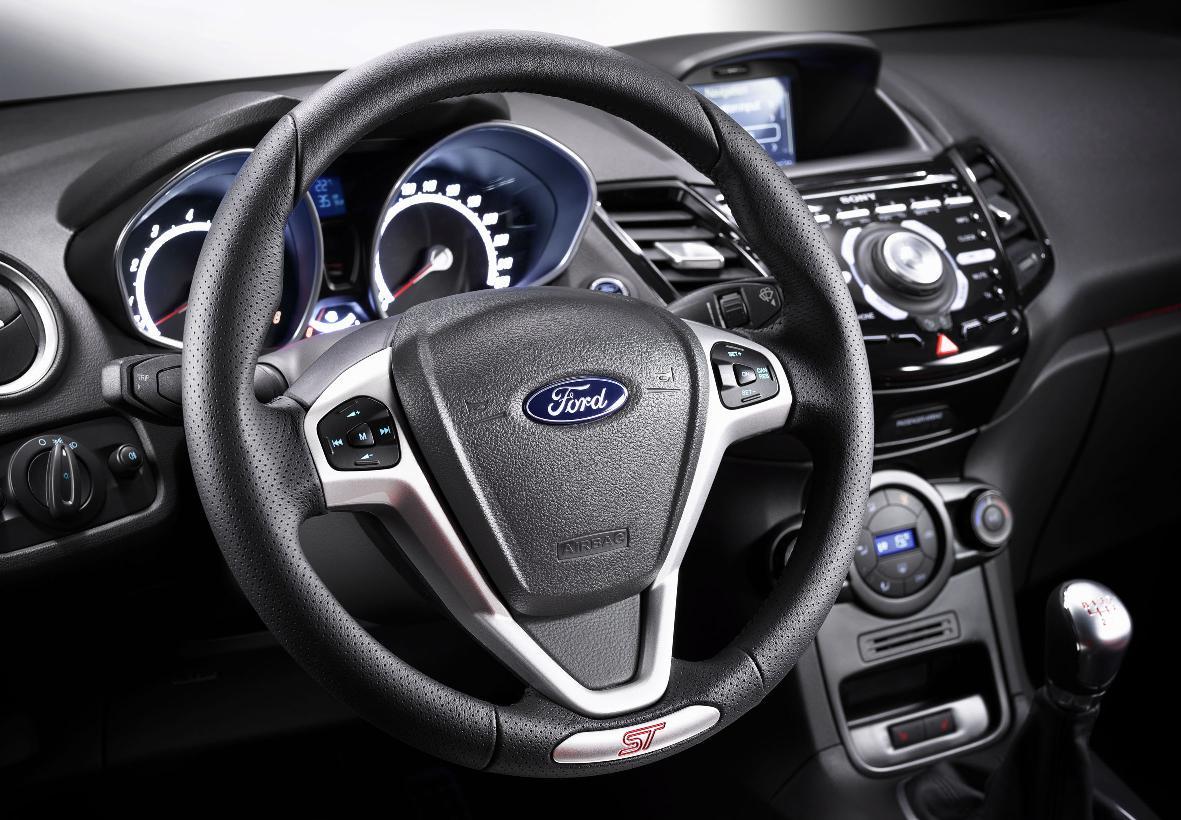 Ford Fiesta ST Steering Wheel