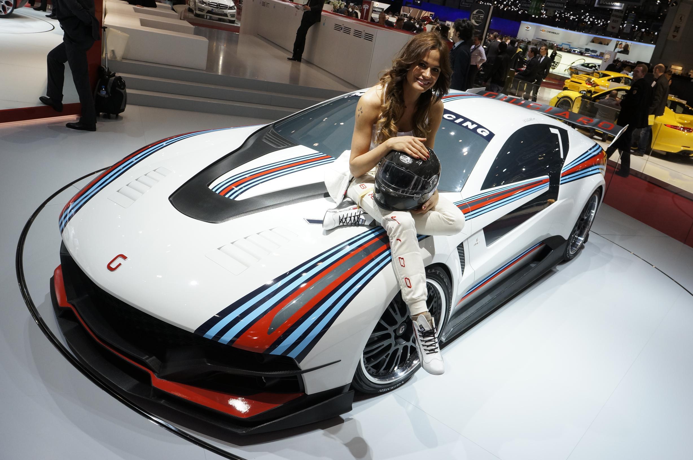 Giugiaro Brivido Racer Geneva 2012