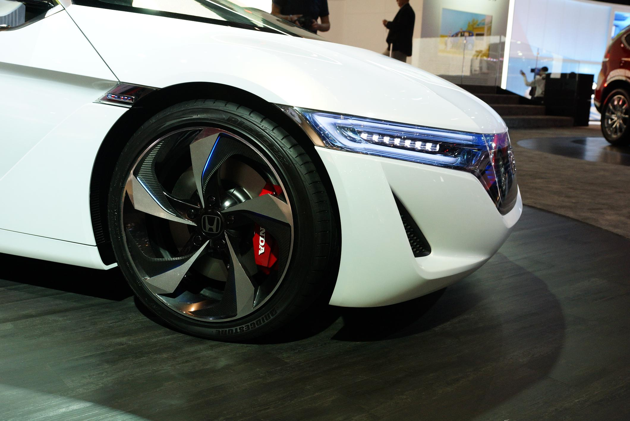 Honda EV Concept Geneva 2012 Wheel