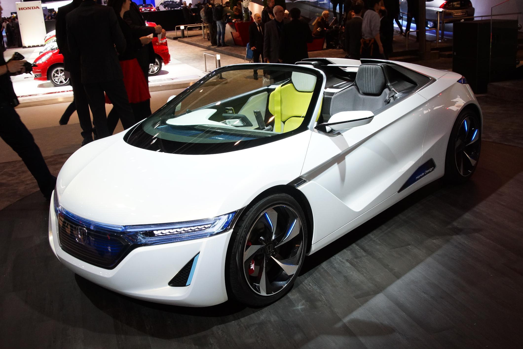 Honda EV-Ster Geneva 2012