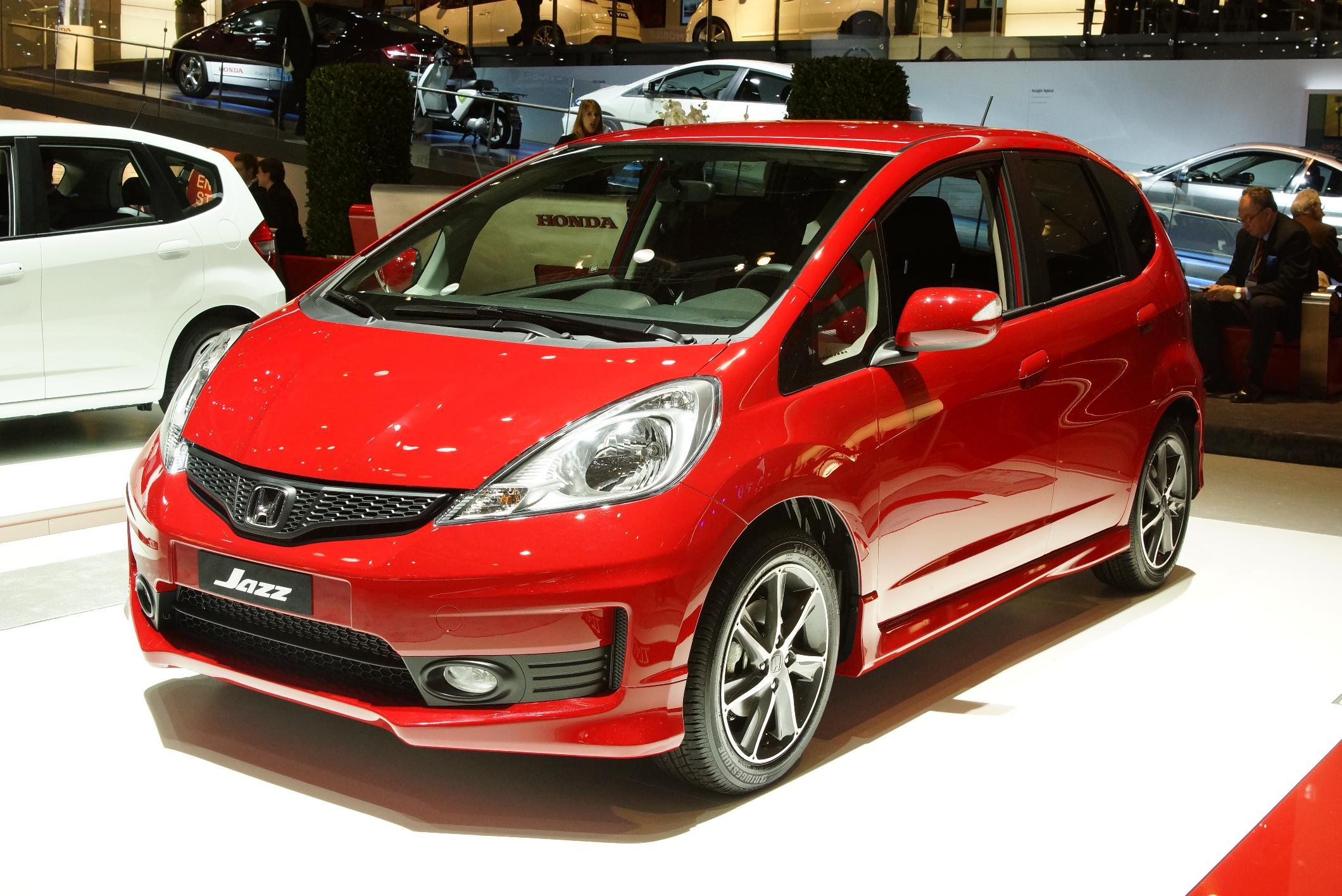 Honda Jazz Geneva 2012