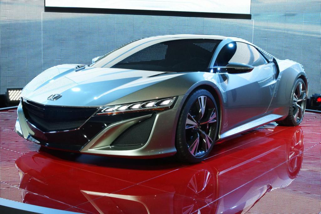 Honda NSX Geneva 2012
