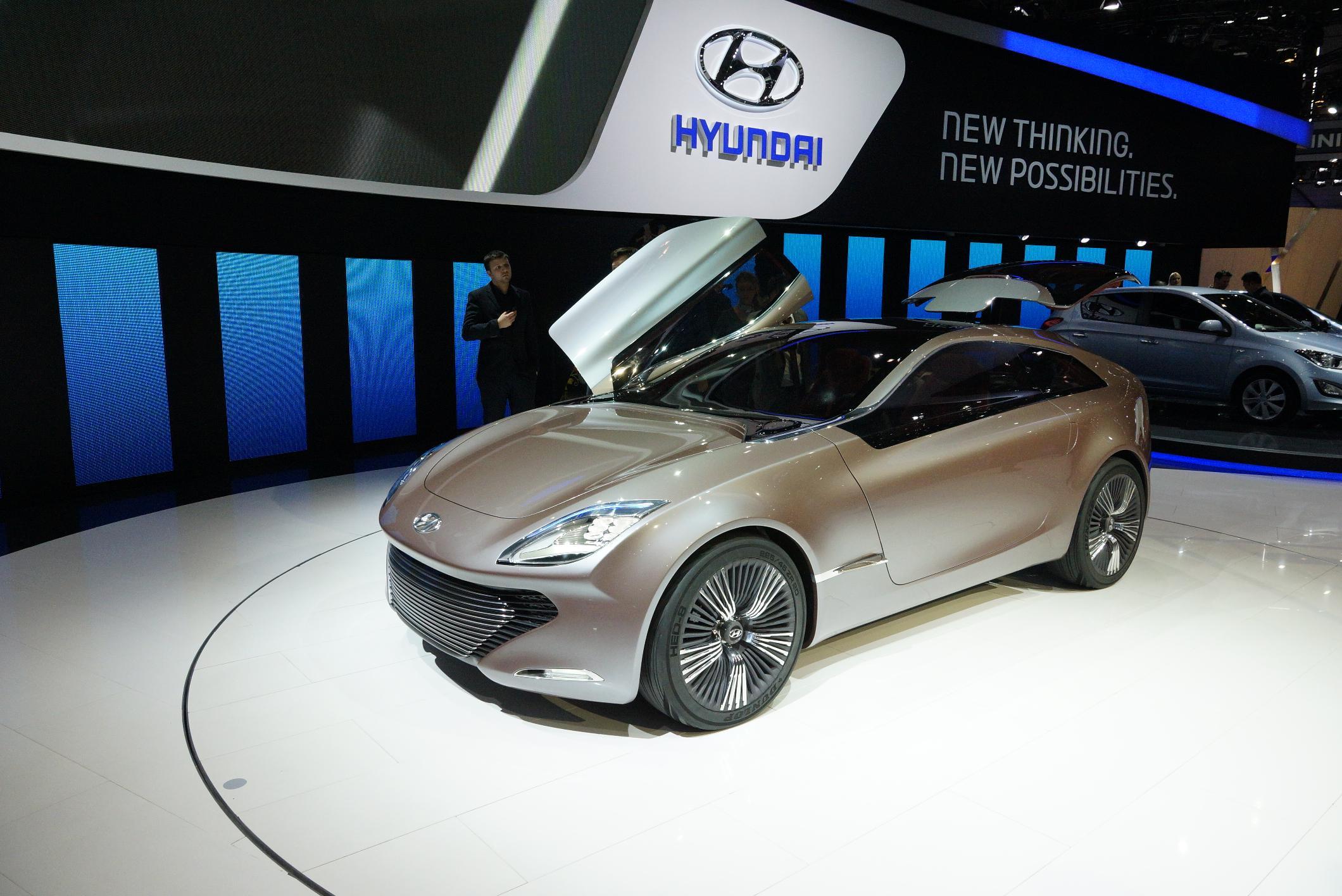 Hyundai i-oniq Geneva 2012