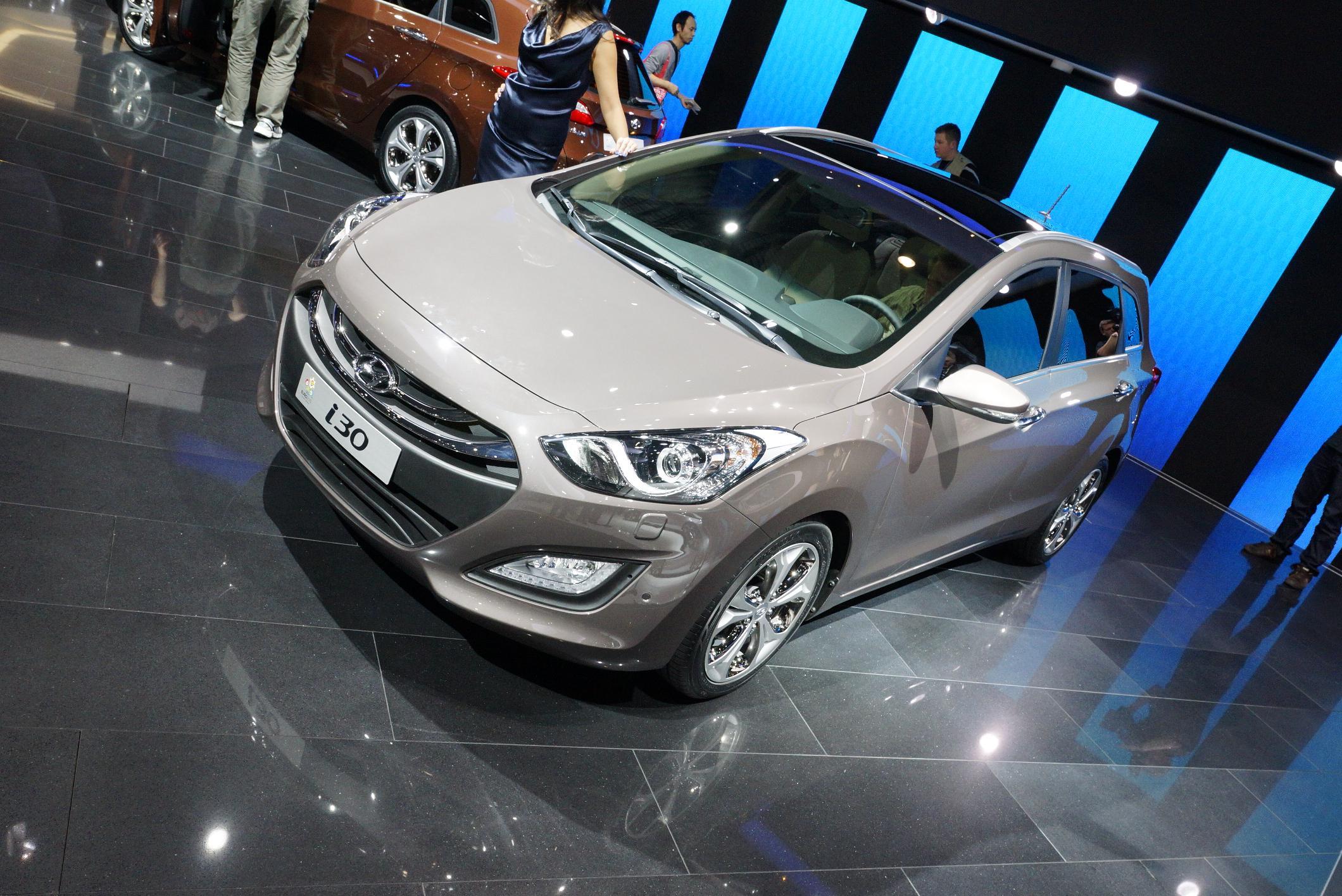 Hyundai i30 Geneva 2012