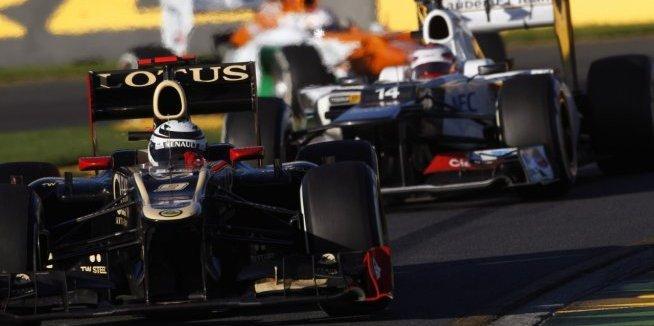 Lotus E20 Racing