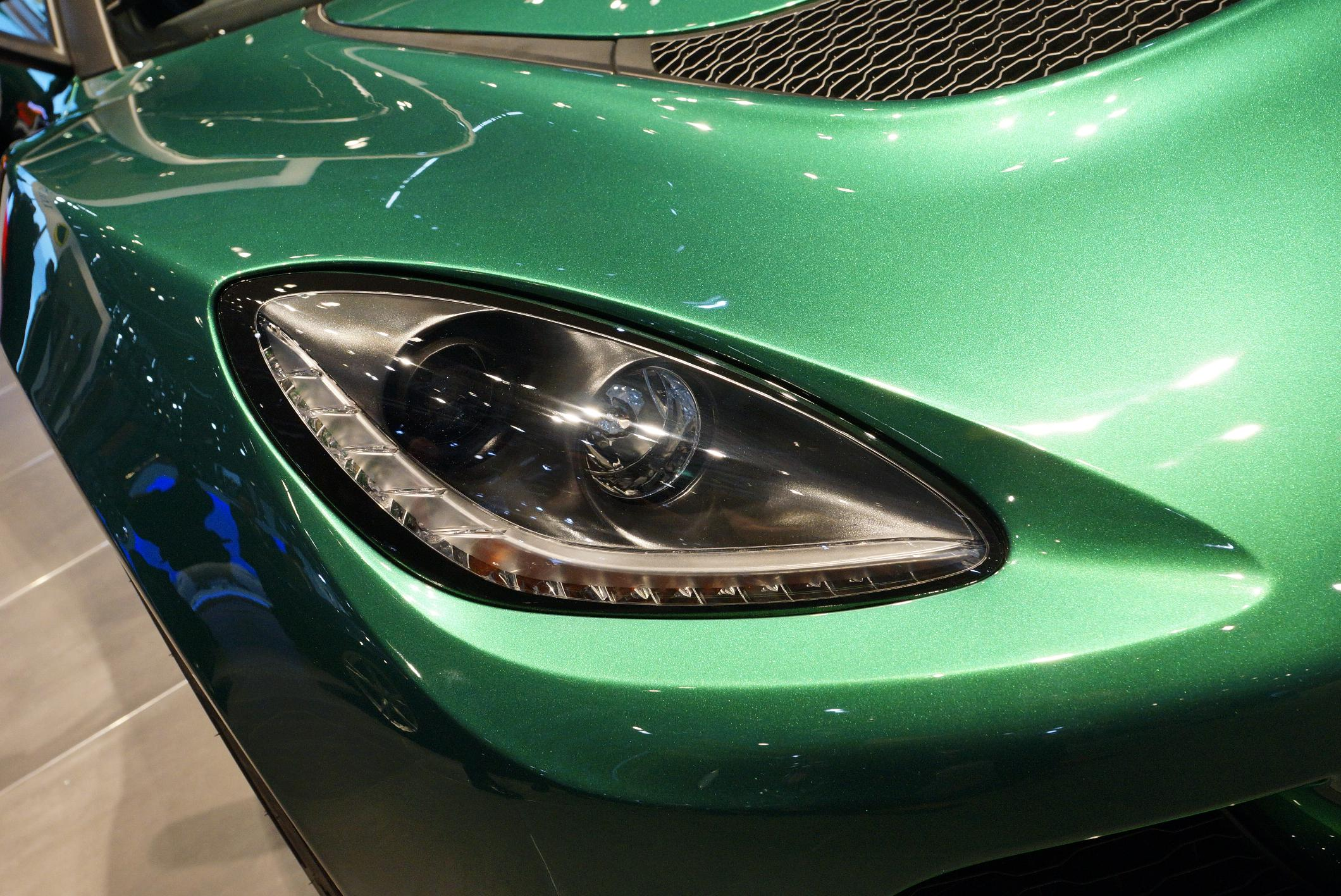 Lotus Exige S Geneva 2012 Light