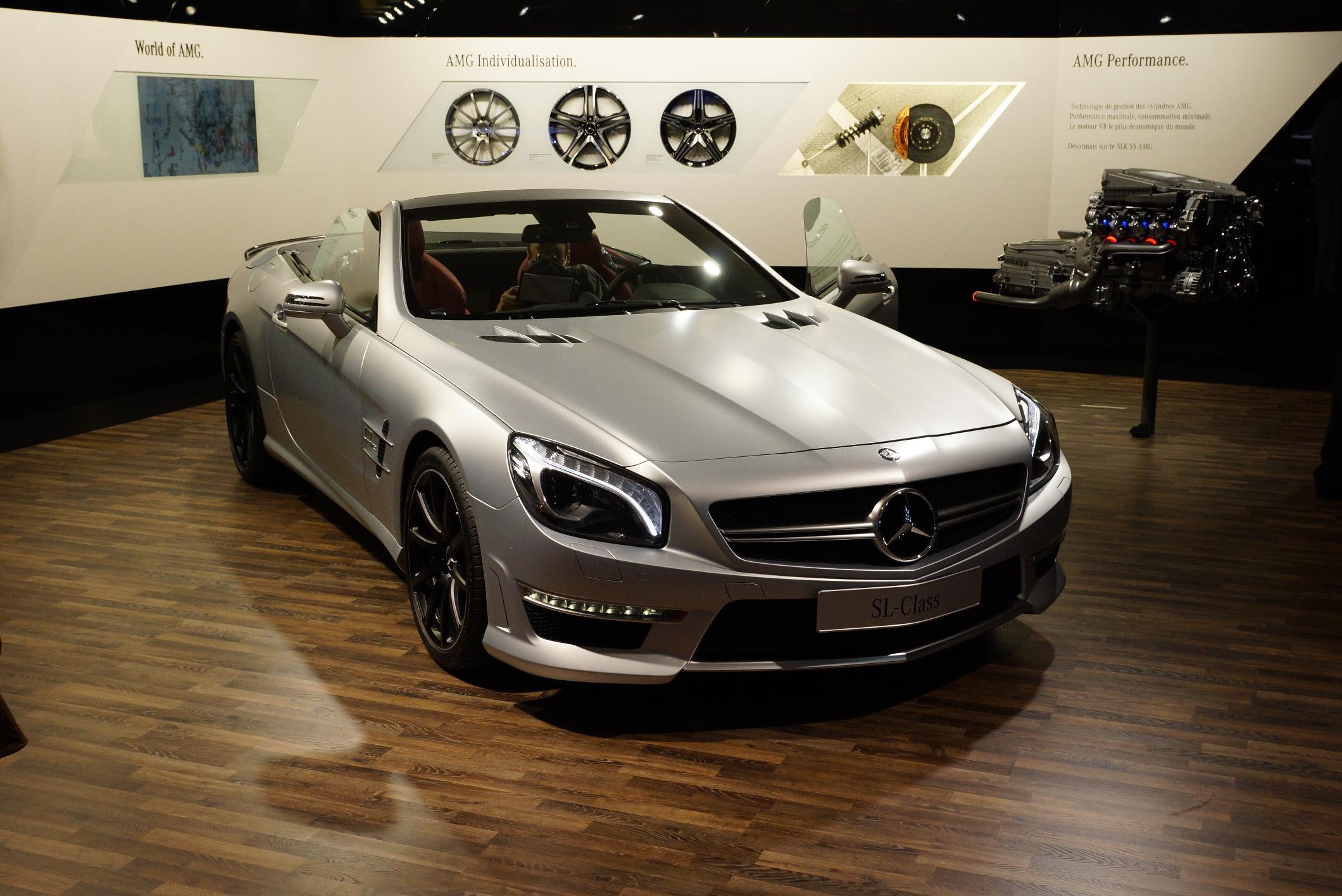 Mercedes SL 63