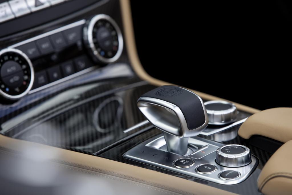 Mercedes SL65 AMG Gear Box