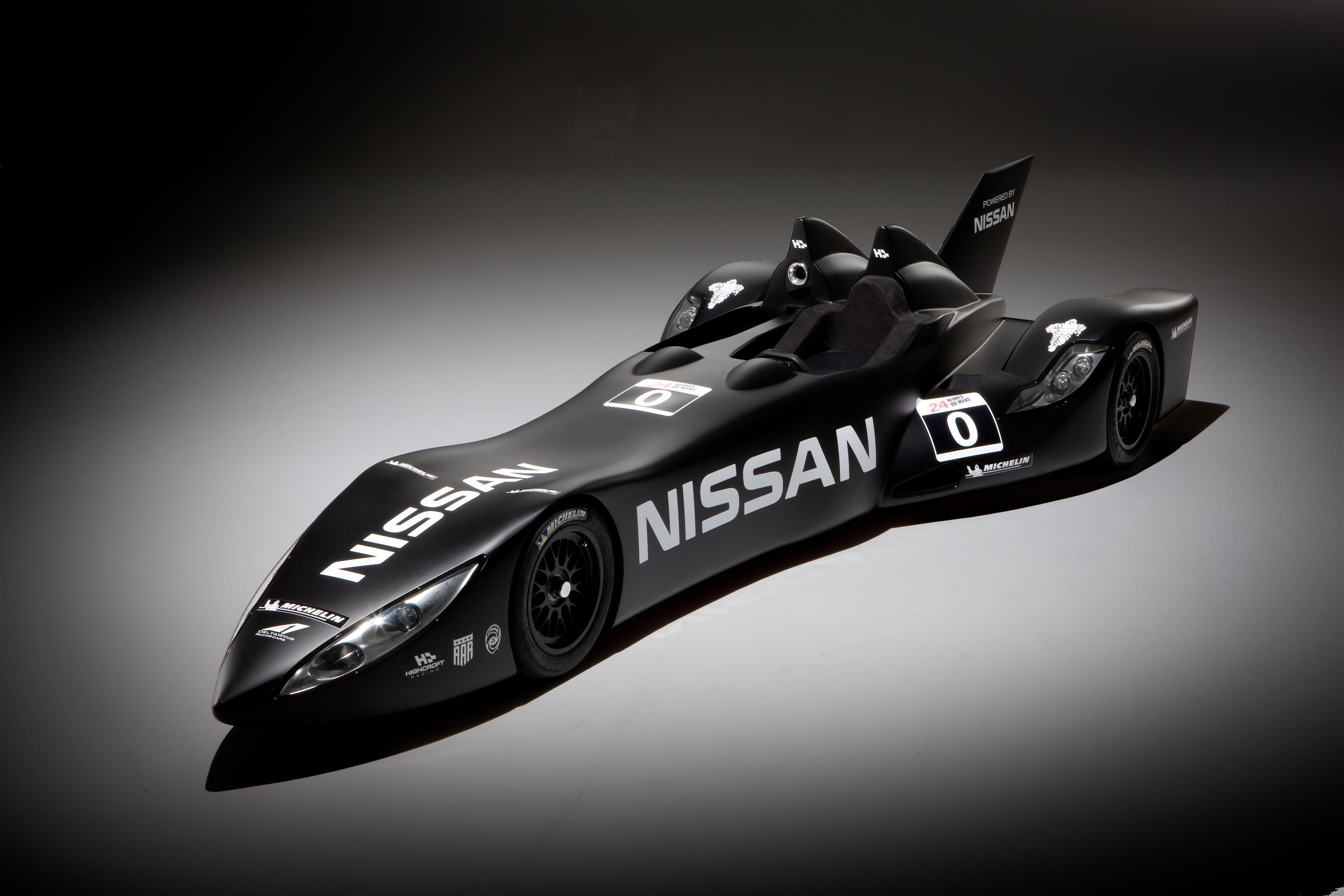 Nissan DeltaWing Batmobile 2