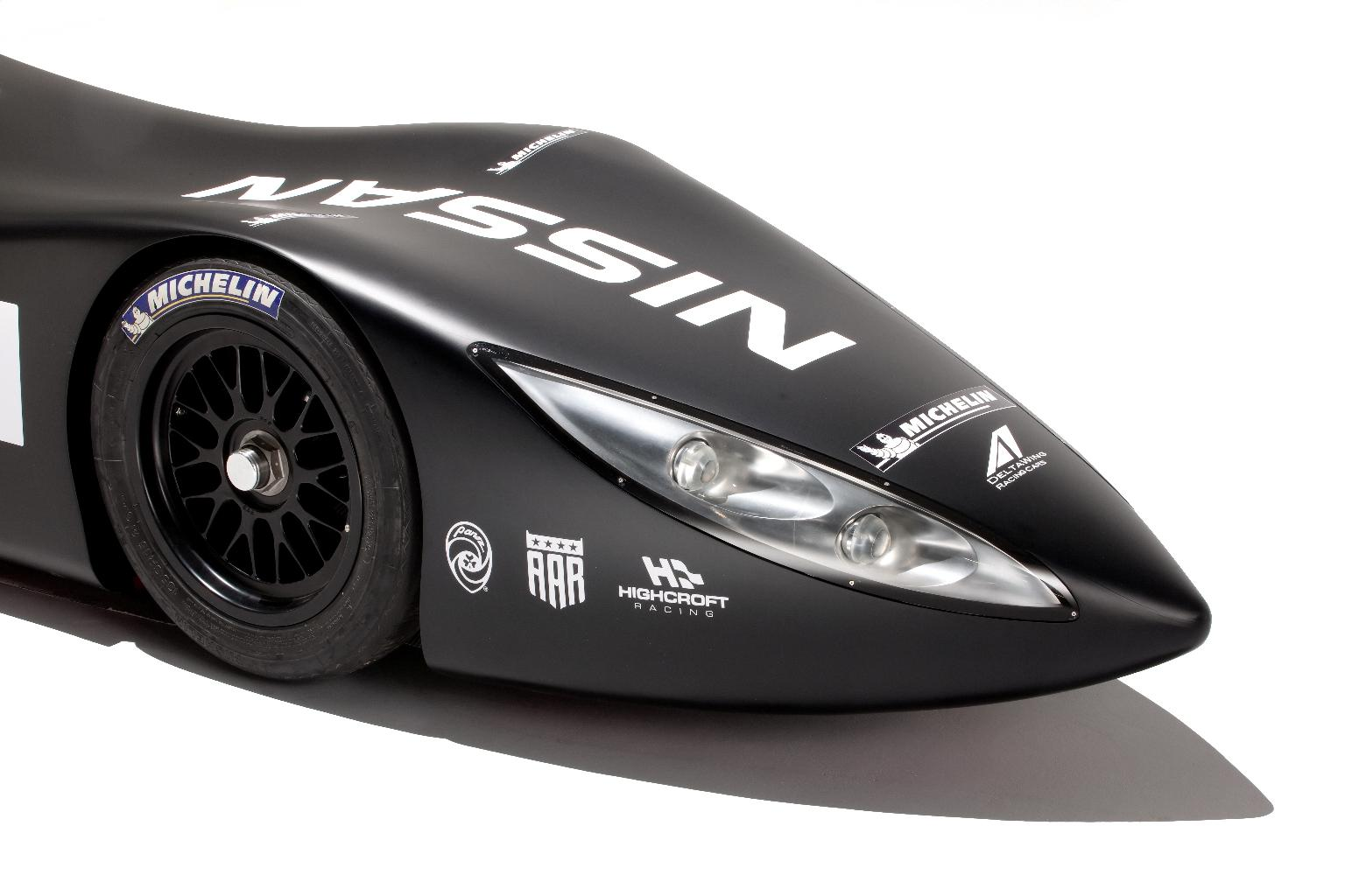 Nissan DeltaWing Batmobile Front Light