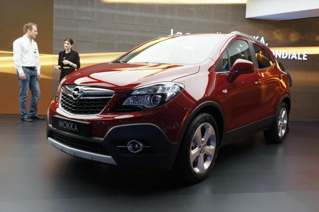 Newmotoring opel mokka opc geneva 2012 newmotoring for Auto interieur bekleden prijs
