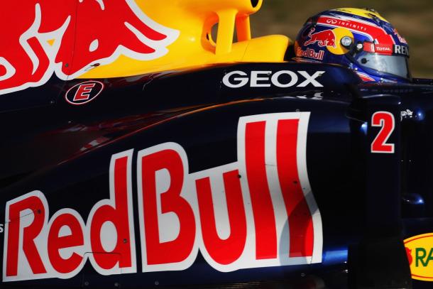 Red Bull RB8 2