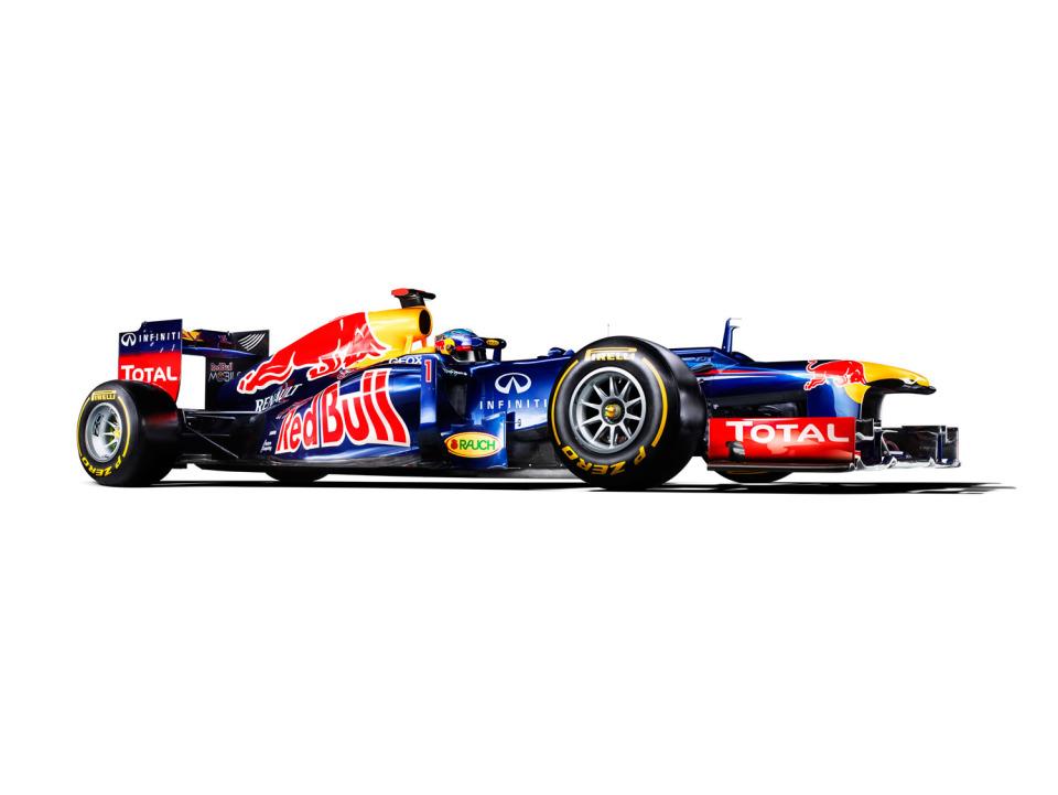 Red Bull RB8 3