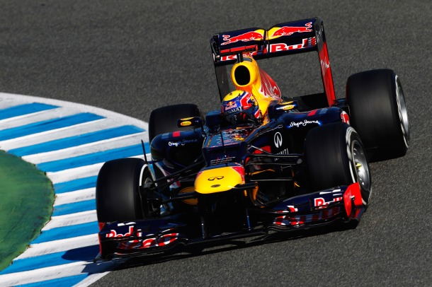 Red Bull RB8 Front