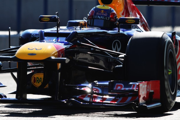 Red Bull RB8 Nose