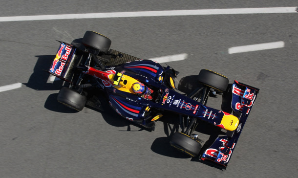 Red Bull RB8 Top