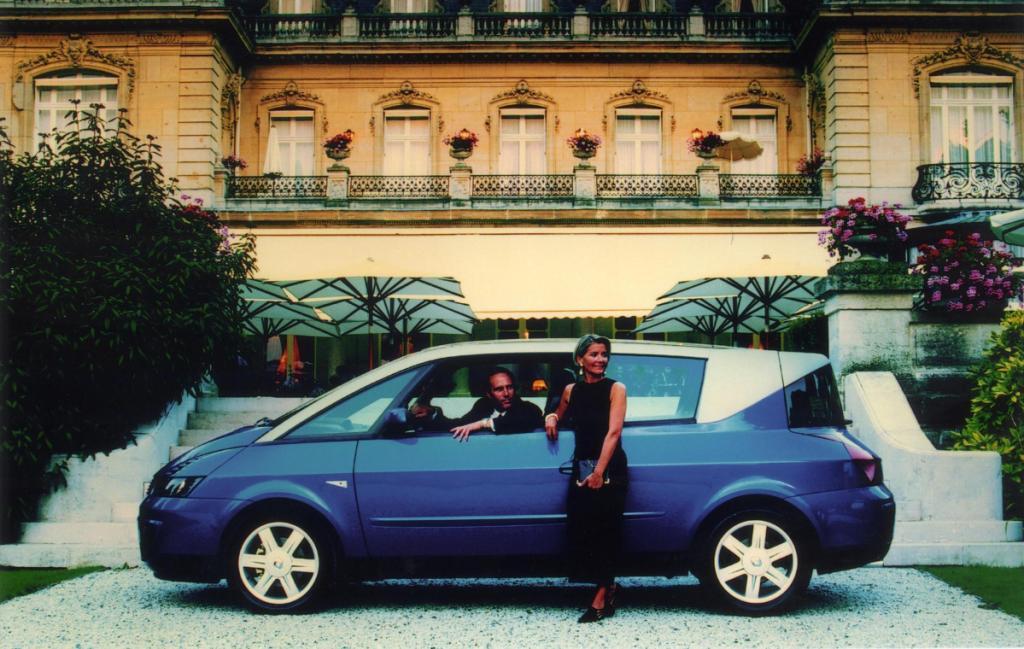 Renault Avantime Side