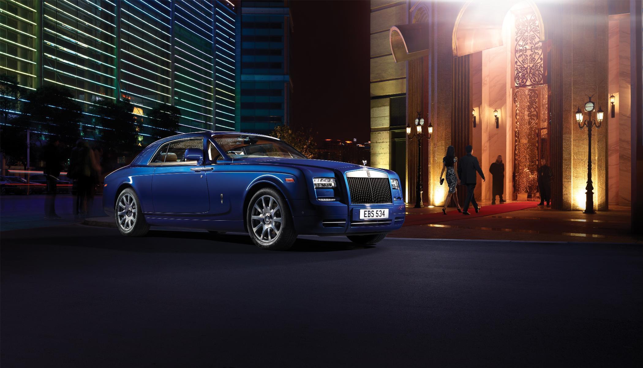 Rolls Royce Phantom II 2