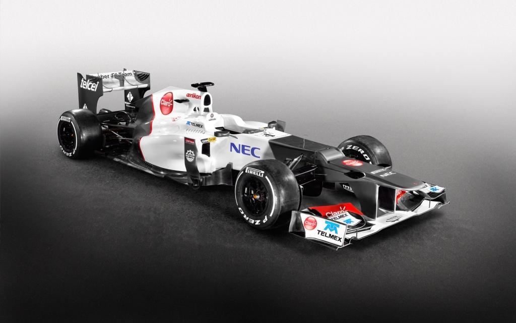 Sauber C31 Front