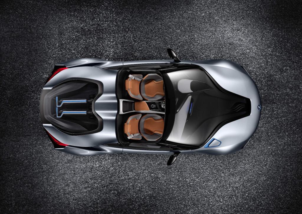 BMW i8 Spyder Top