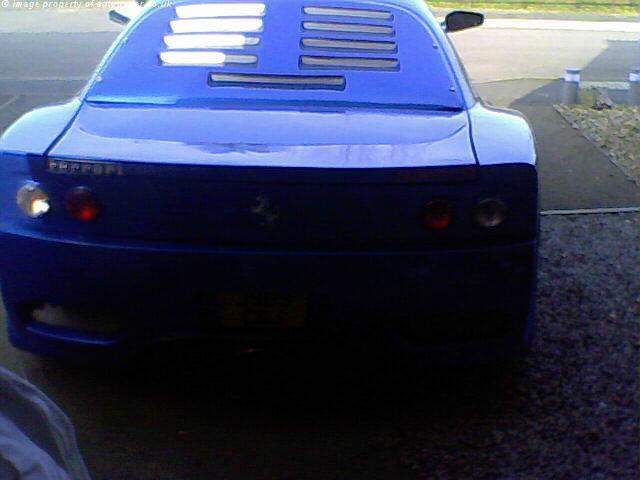 Ferrari 360 Replica Badge