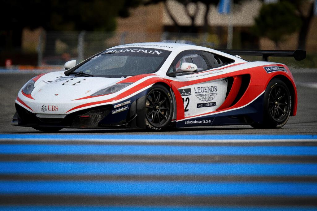 McLaren MP4-12C GT3 5