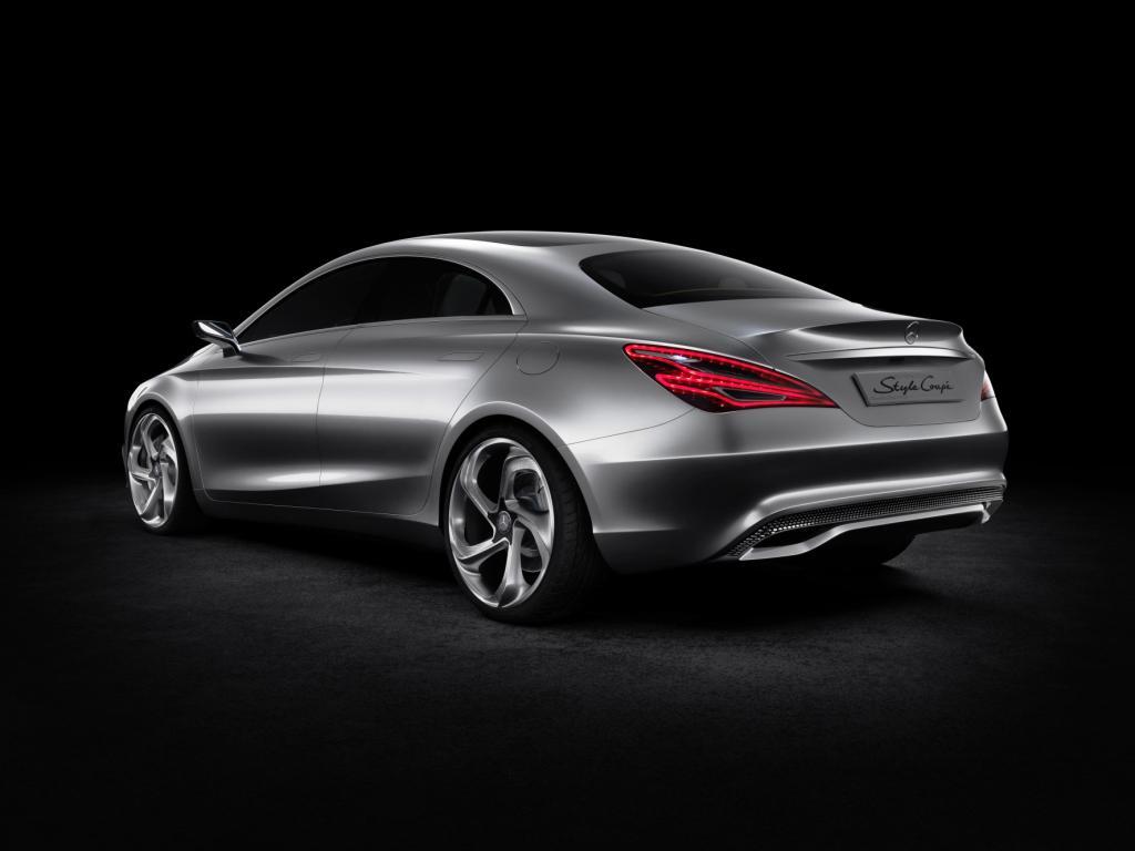 Mercedes Concept Style Coupé Wheels