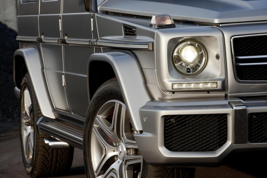Mercedes G63 Amg Light