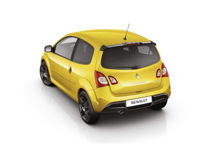 Renault Twingo Renaultsport 133 Rear