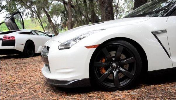 Robert Himler Nissan GTR